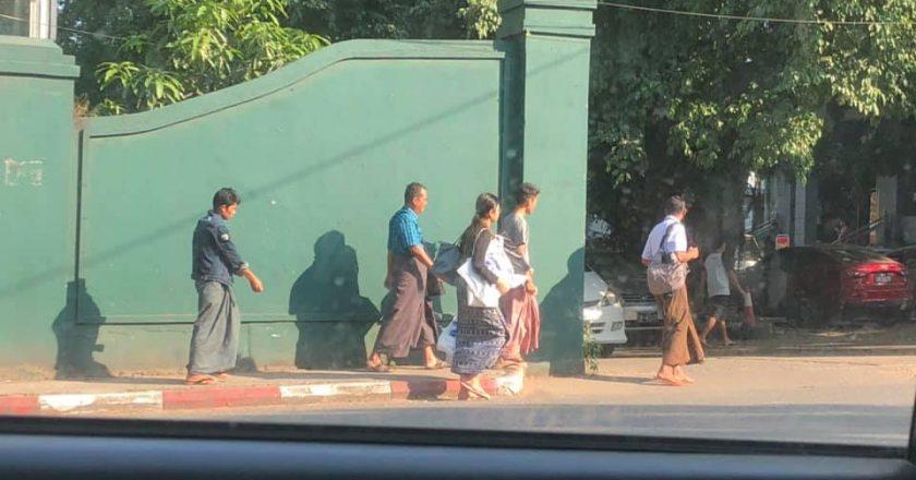 Vízumfutás Burmában